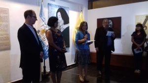 """Exposición Personal """"La sombra del los buenos"""""""