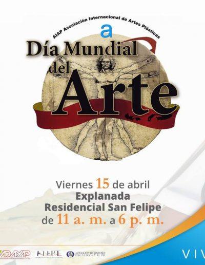 Día Mundial del Arte – 2016