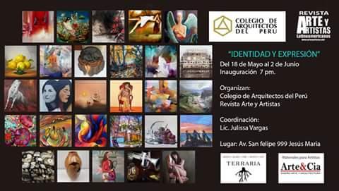 """Exposición Colectiva """"Identidad y Expresión"""""""