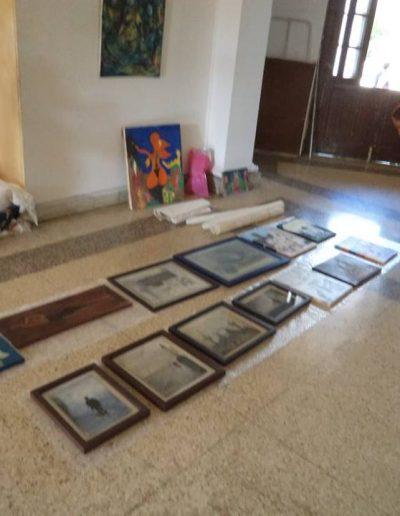 """Exposición Colectiva """"Hombres de Sol y Mar"""""""